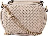 Zoricane Women Yellow PU Sling Bag