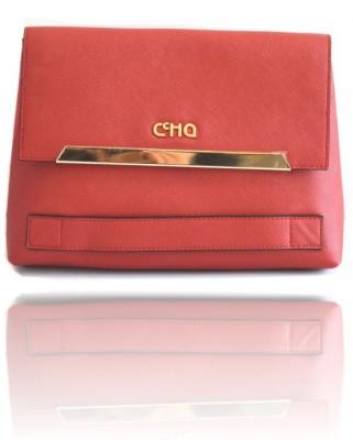 Ccha Girls Red PU Sling Bag