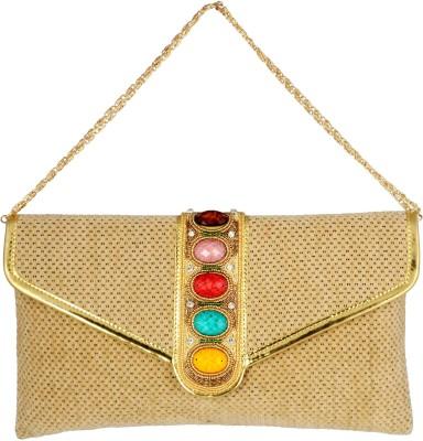 Lizzie Women Multicolor Cotton Sling Bag