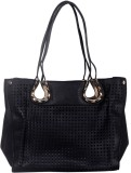 Prezia Women Black PU Sling Bag