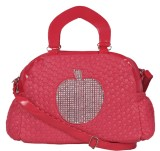 Naaz Bag Collection Women Pink PU Sling ...
