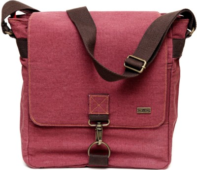 Kohl Boys, Girls Casual Red Canvas Sling Bag