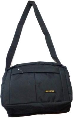 Navigator Boys, Girls Black Polyester Sling Bag