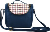Lost & Found Women Blue Polyester Sling ...
