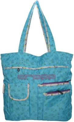 Cropp Women, Girls Blue Nylon Sling Bag