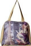 First loot Women Beige Rexine Sling Bag