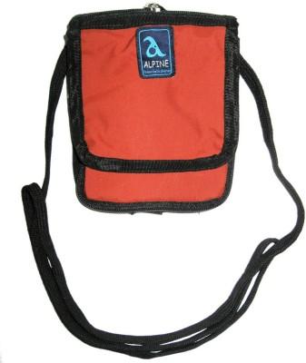 Alpine 360 Degree Boys, Girls, Men, Women Casual, Evening/Party, Festive, Formal, Sports Red Nylon Sling Bag