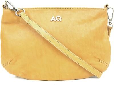 AQ Women Casual Brown PU Sling Bag