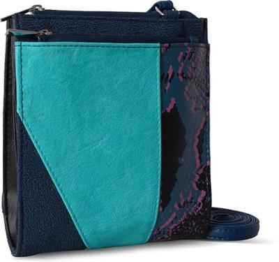 Baggit RADE DOTTY BLUE (BLUE) XL Mobile Pouch