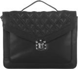 Pockit Women Black PU Sling Bag
