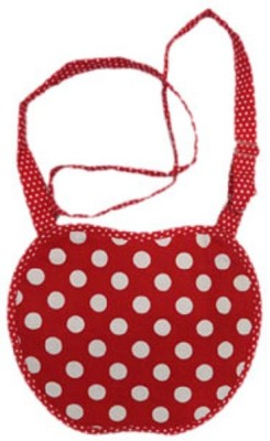 Always Kids Girls Casual, Evening/Party Red Felt Sling Bag