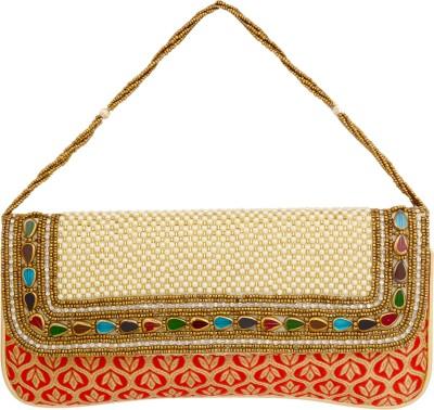 Cheery Women Red PU Sling Bag