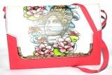 ShopperzGuide Women Pink Leatherette Sli...