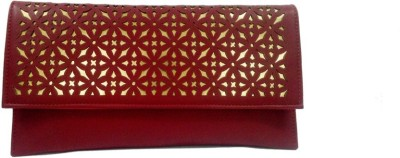 Saara Fashions Women Casual Maroon Canvas Sling Bag