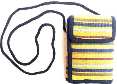HR Handicrafts Boys Multicolor Canvas Sling Bag