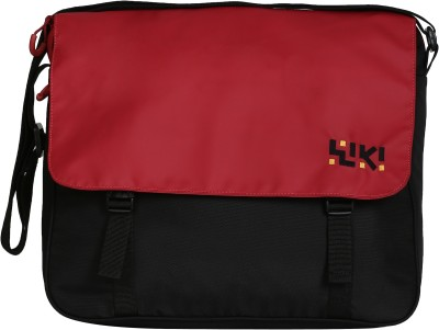 Wildcraft Women Casual Red Nylon Sling Bag