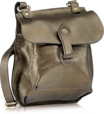 Phive Rivers Women Casual Brown Sling Bag