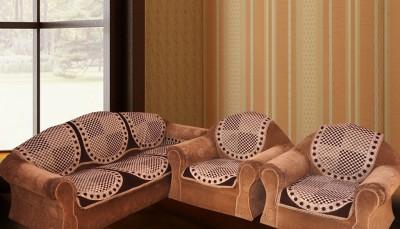 Bhavya Velvet Sofa Cover