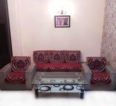 SHC Velvet Sofa Cover