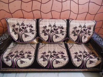 stylus Jacquard, Velvet Sofa Cover