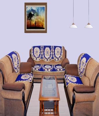 Unique Collections Jacquard Sofa Cover