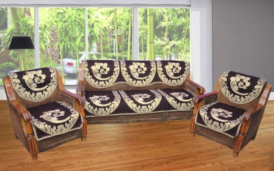 Decor Vatika Polycotton Sofa Cover
