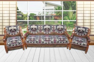 Shivkirpa SCF050 SCF050 Sofa Fabric(Multi 1.7 m)