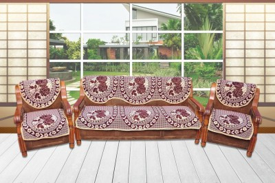 Shivkirpa SCF037 SCF037 Sofa Fabric(Multi 1.7 m)