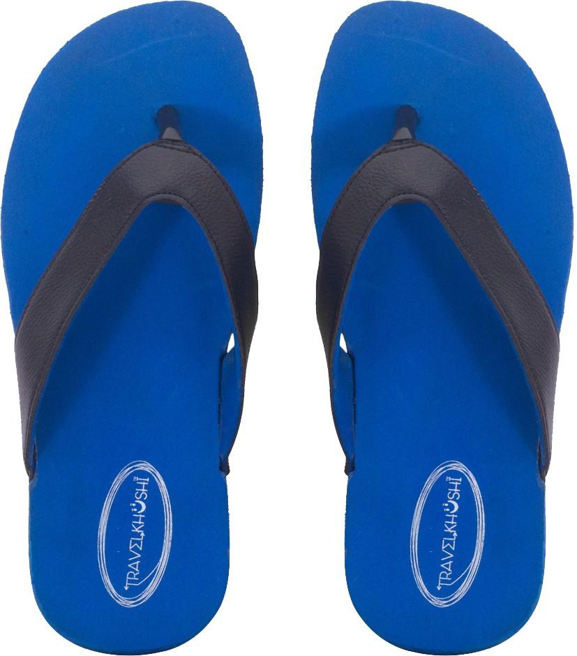 35f54268e6fa03 Travelkhushi Boys Blue Slipper Flip Flop was ₹299 now ₹199