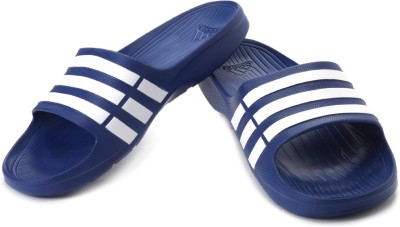 6897c55d0 Adidas DURAMO SLIDE Slippers Best Price in India