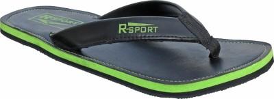 R-Sports RV101/Blk-Grn Flip Flops
