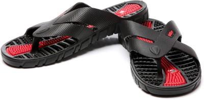 Unistar Acupressure GH-03_Blk_6 Slippers