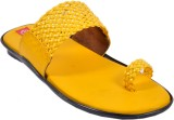 Wave Walk 5557-Yellow Slippers
