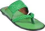 Wave Walk 5556-Green Slippers