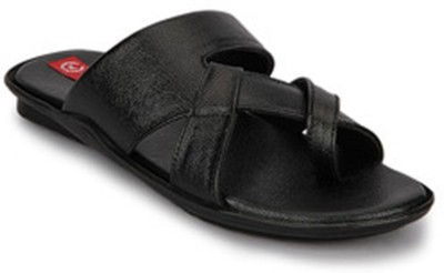 Wave Walk 2378-BLACK Slippers