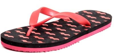 Foot Clone Red Flip Flops