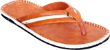 Domestiq Men Tan Sandals