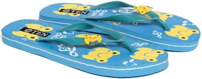 TEN Flip Flops