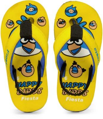 Frestol Fiesta Happy Birds Flip Flops