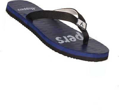 Hoppers Jack Navy Blue Slippers