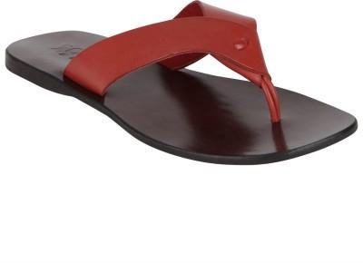 ESTD. 1977 1980 - red Flip Flops