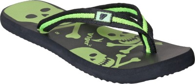 Viger 1003/M/Green Slippers