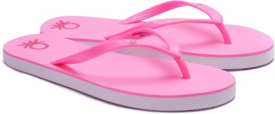 United Colors of Benetton Women Flip Flops