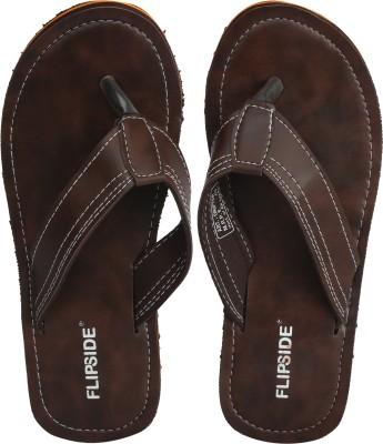 Flipside Drifter Brown Flip Flops