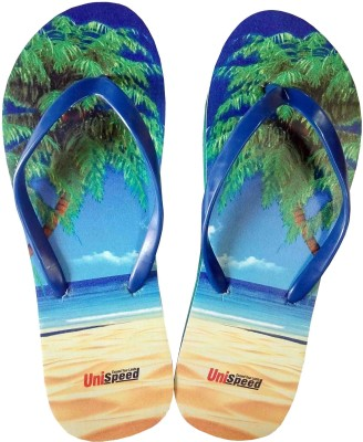 Unispeed Beach Beauty Slippers