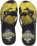 Batman BATMAN SHIELD Flip Flops