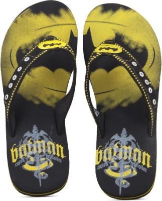 Batman Flip Flops
