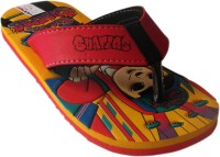 Cutie & Brat Boys & Girls Slipper Flip Flop