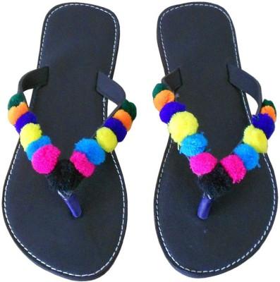 Kalra Creations Flip Flops