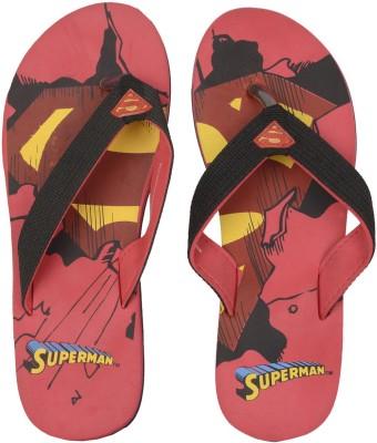 Superman Flip Flops
